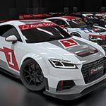 Audi and the 'DTM 2015' project