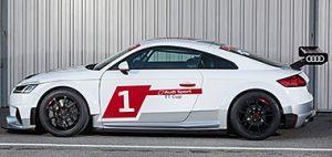Audi Sport TT Cup field confirmed